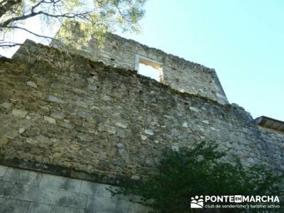 Castañar de la Sierra de San Vicente - Convento del Piélago;circo gredos;mochila de trekking